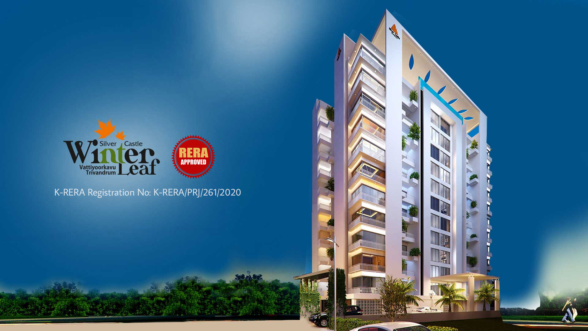 new flat projects in trivandrum